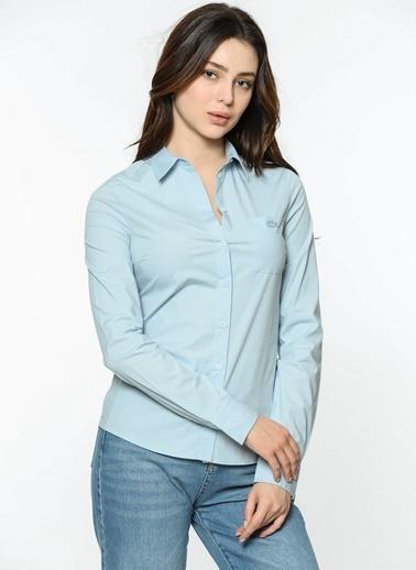 Slim Fit Gömlek-Lacoste